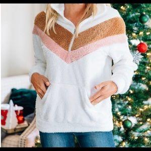 Sweaters - Chevron pullover